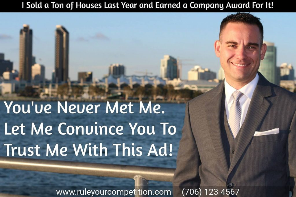 Real Estate marketing isn't easy. But it is very, very easy to stop wasting money on boring billboards.